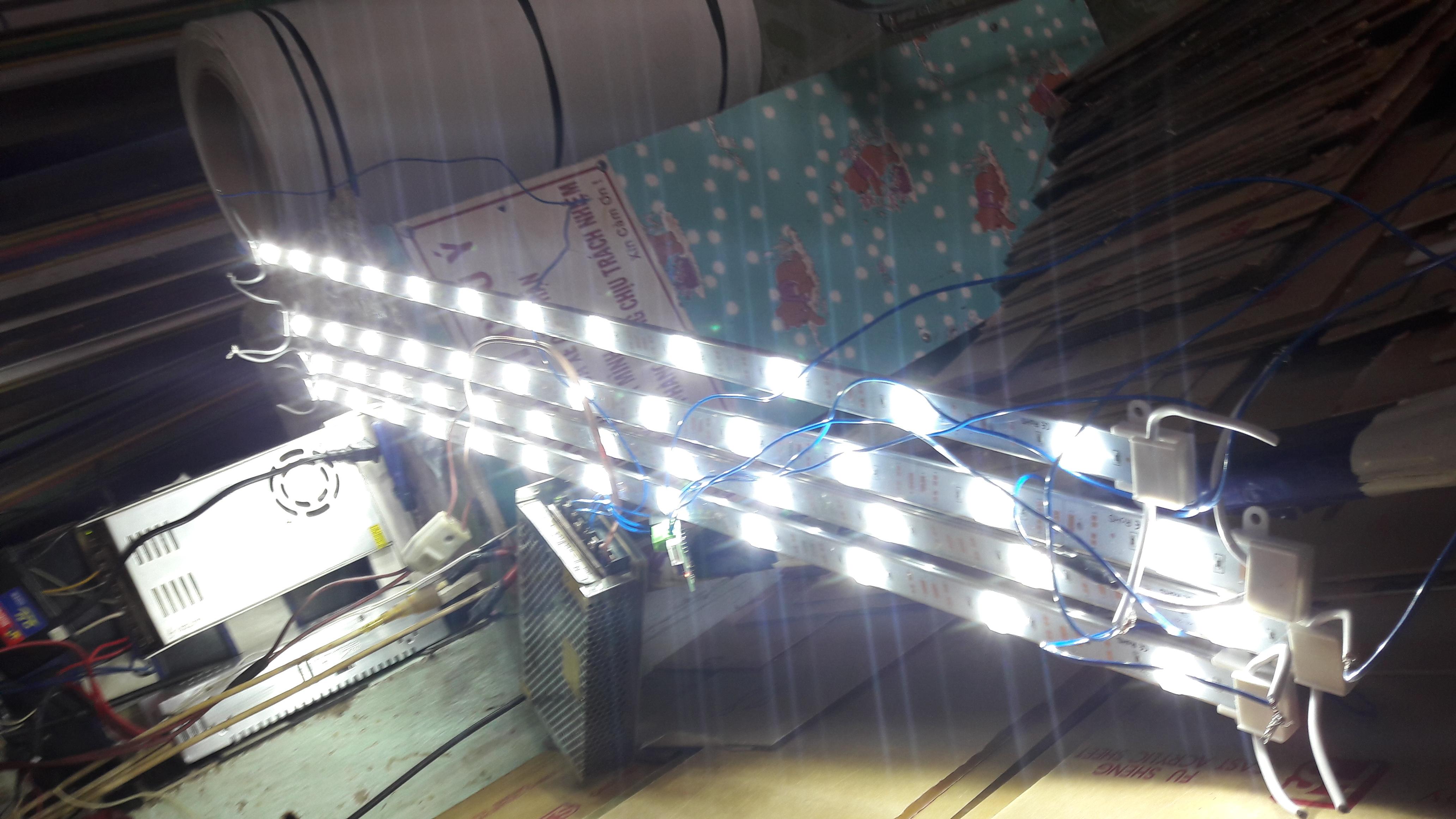 led thanh siêu sáng cho hộp đèn