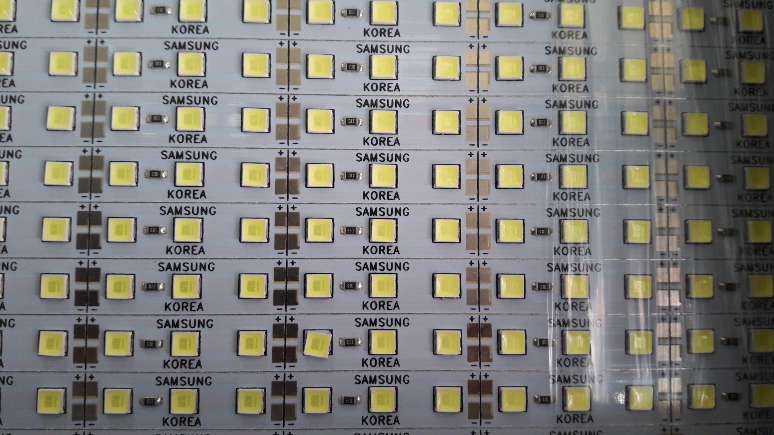 Led thanh 5054 siêu sáng