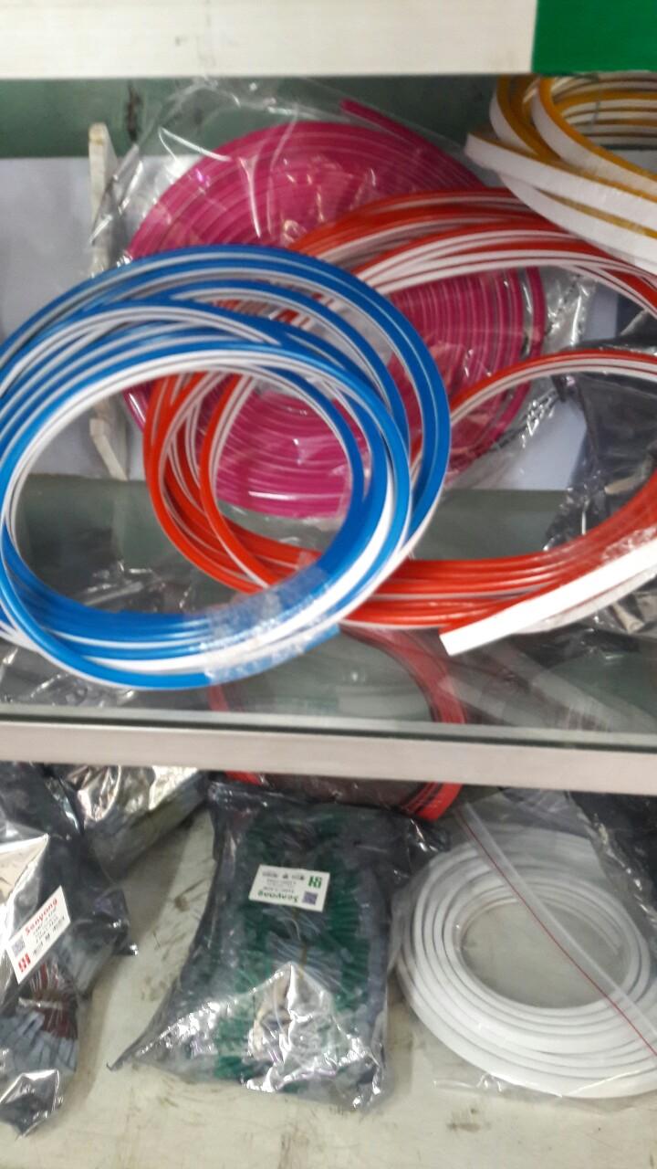 Led dây neon 12V, đủ các màu sắc
